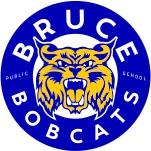 Bruce Bobcats Spirit Wear Logo